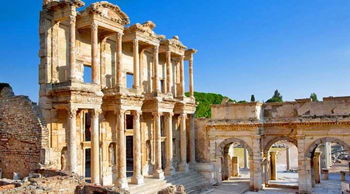 جاهای دیدنی ترکیه - اِفِسوس