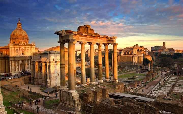 جاهای دیدنی رم - انجمن رمی