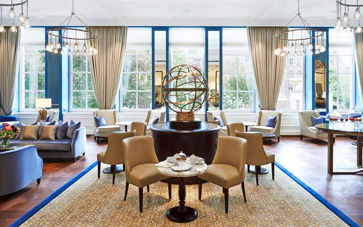 جاهای دیدنی آمستردام - هتلهای لوکس