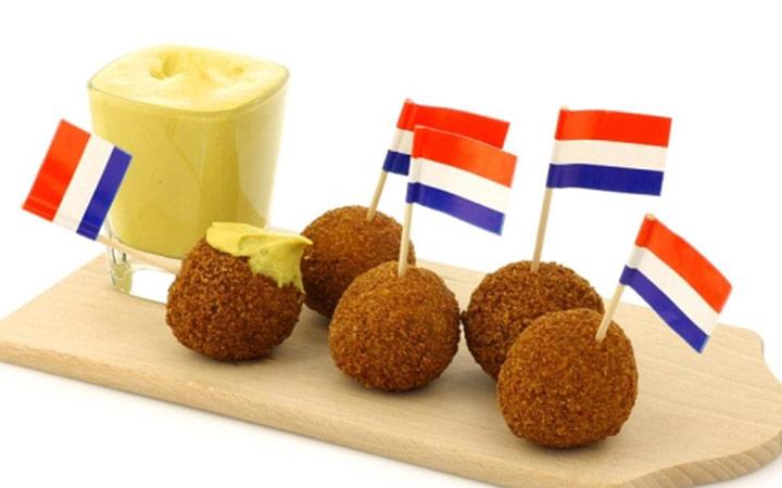 جاهای دیدنی آمستردام - غذاهای آمستردام