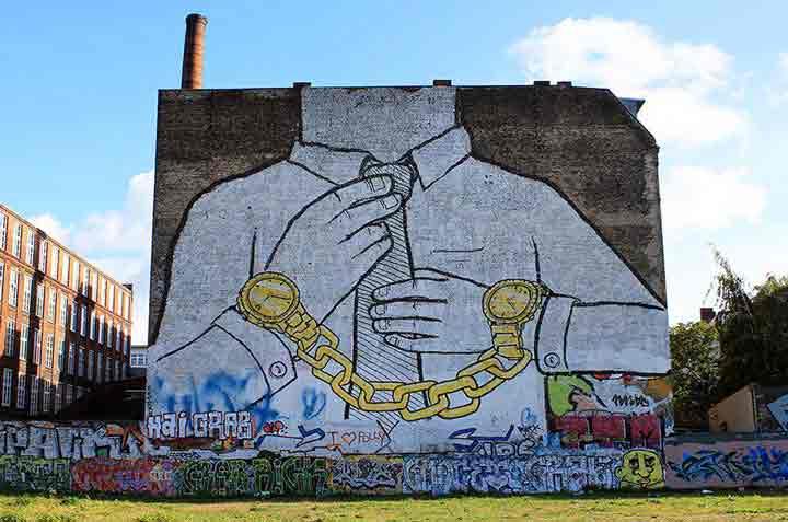 کیپتاون،گرافیتی