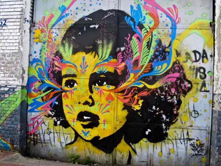 بوگوتا،گرافیتی۱