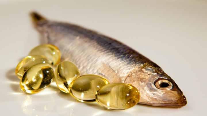 روغن ماهی - کاهش چربیهای کبدی