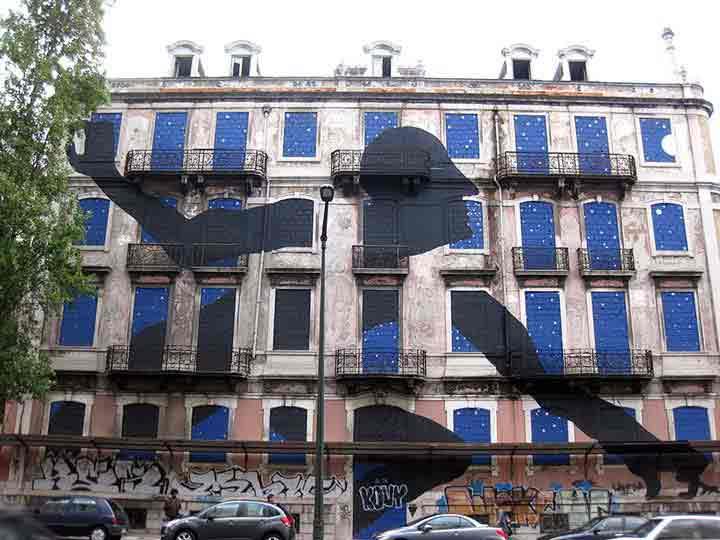 لیبسون،گرافیتی۱
