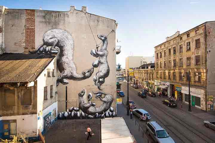 ووچ، گرافیتی۱