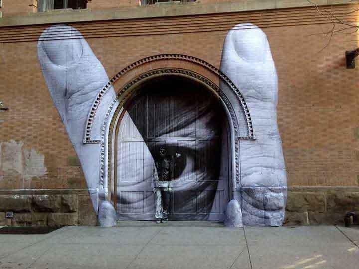 نیویورک،گرافیتی۱