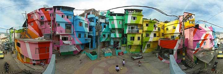 ریو دوژانیرو، گرافیتی۱