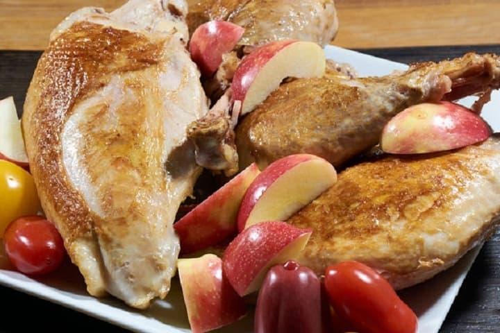 خواص گوشت بوقلمون در رژیم غذایی