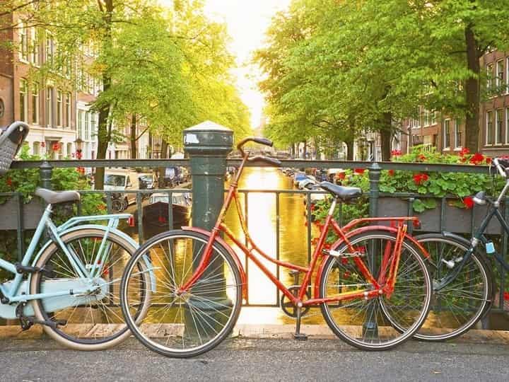آمستردام یکی از زیباترین شهرهای جهان