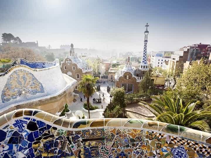 بارسلون یکی از زیباترین شهرهای جهان