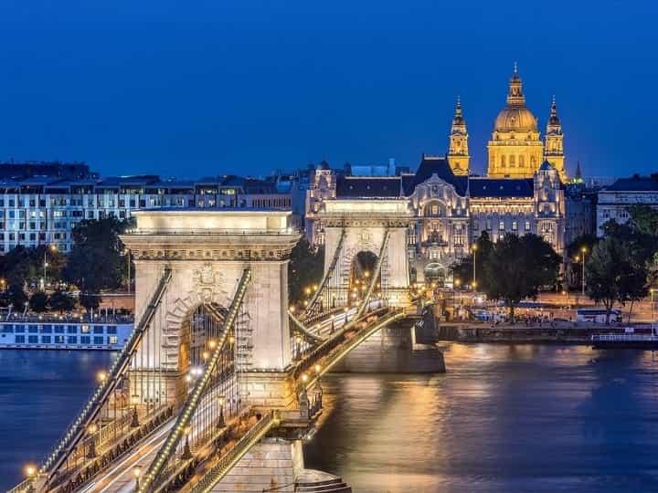 بودابست یکی از زیباترین شهرهای جهان