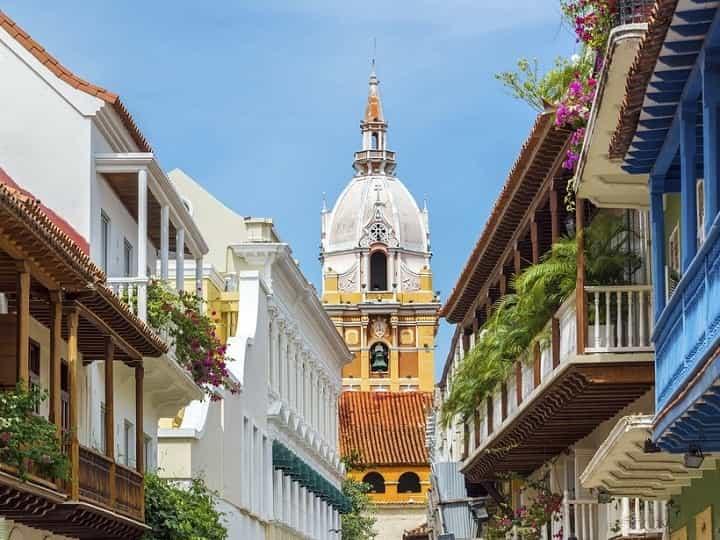 کارتاخنا یکی از زیباترین شهرهای جهان
