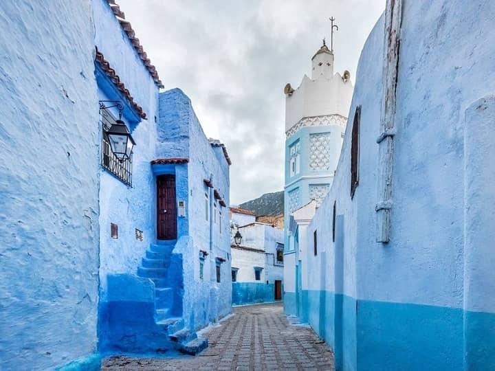 شفشان مراکش یکی زیباترین شهرهای جهان