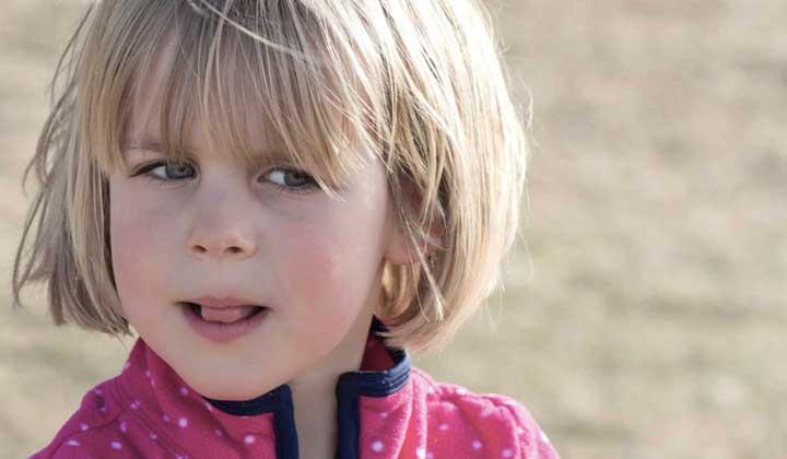 درمان لکنت زبان کودک