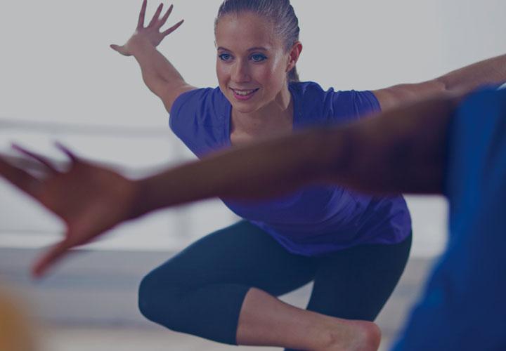 سی ایکس ورکس نوعی تمرین برای تقویت عضلات مرکزی است.