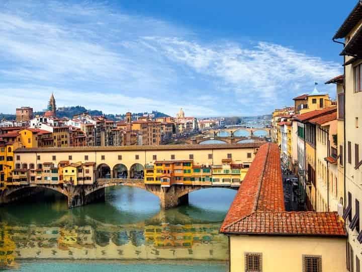 فلورانس یکی از زیباترین شهرهای جهان