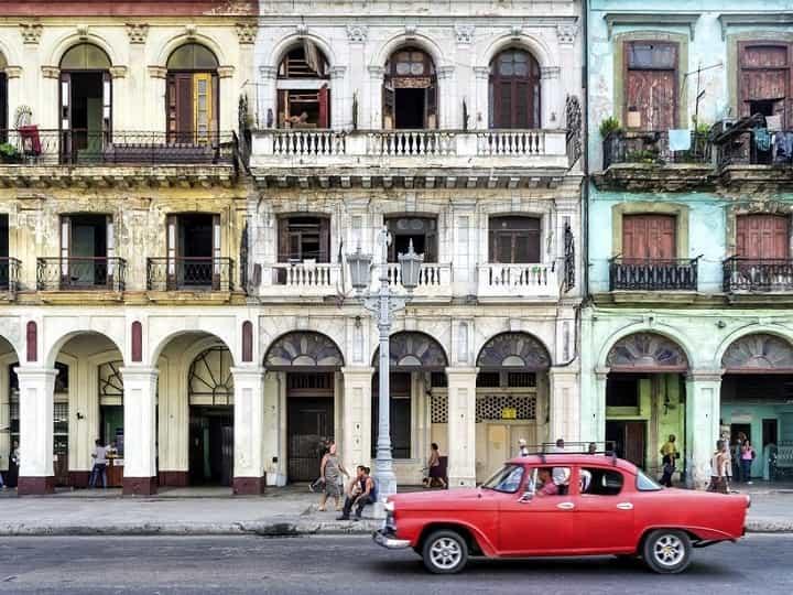 هاوانا یکی از زیباترین شهرهای جهان