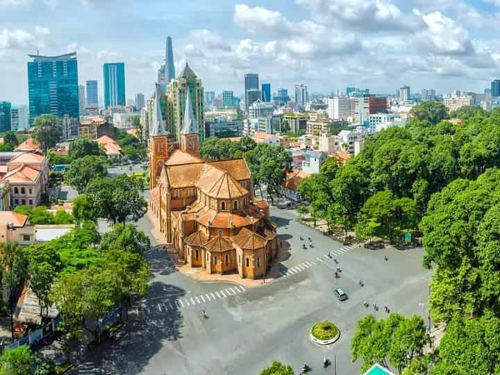 هوشیمین ویتنام یکی از زیباترین شهرهای جهان