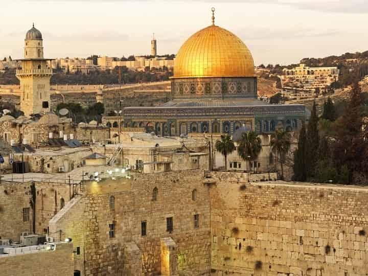 بیت المقدس یکی از زیباترین شهرهای جهان