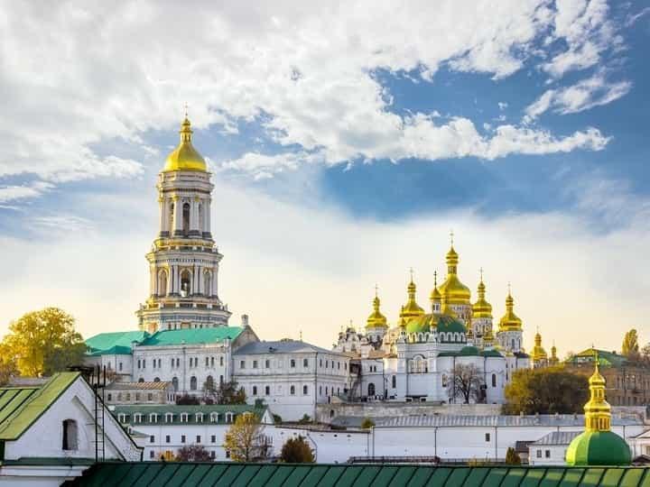 کیف یکی از زیباترین شهرهای جهان