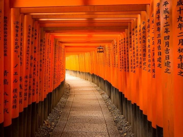 کیوتو یکی از زیباترین شهرهای جهان