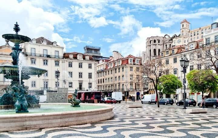 لیسبون پرتغال یکی از زیباترین شهرهای جهان