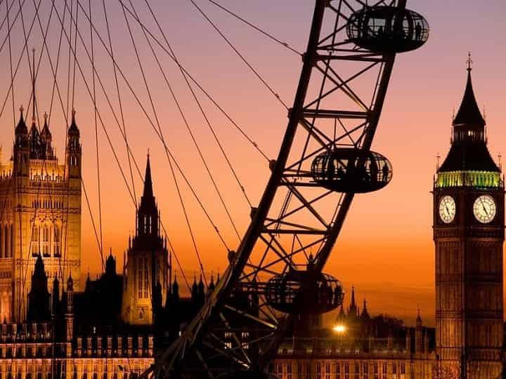 لندن یکی از زیباترین شهرهای جهان