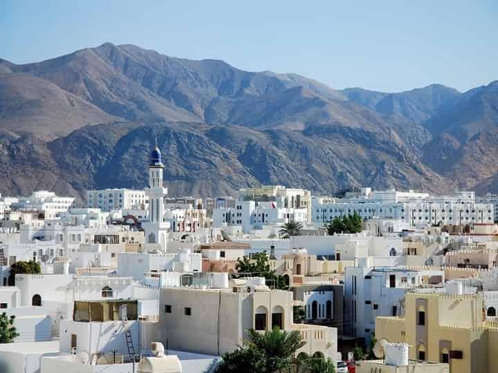مسقط یکی از زیباترین شهرهای جهان