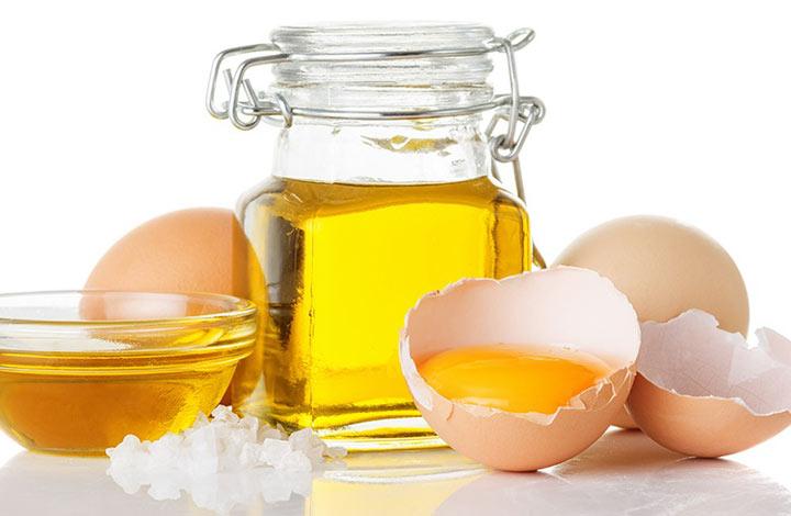 ماسک روغن زیتون و تخممرغ برای برطرف کردن آسیبهای مو