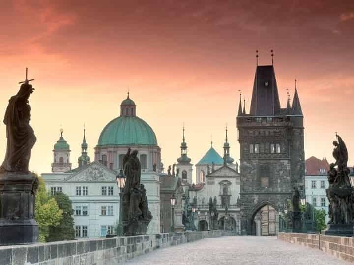 پراگ یکی از زیباترین شهرهای جهان
