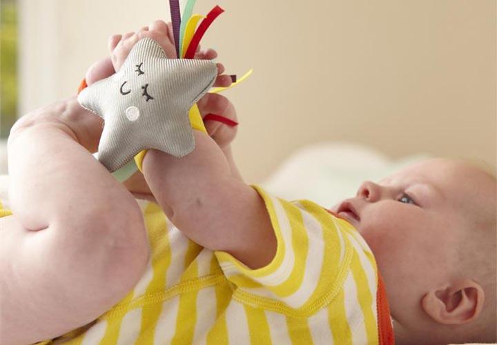 اسباب بازی کودک - جغجغه دستبندی