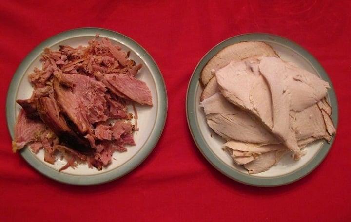 واقعیت هایی درباره خواص گوشت بوقلمون