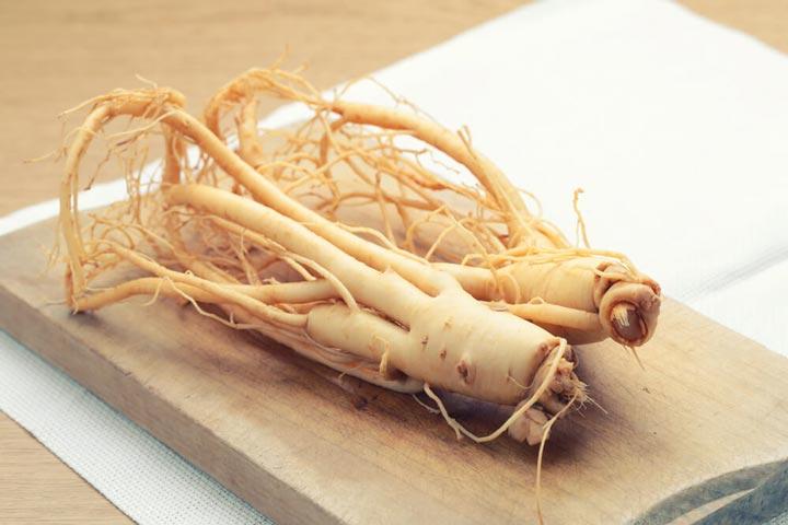 خاصیت آرامبخش و ضد التهابی جینسنگ باعث میشود که این ریشهی گیاهی در درمان دردهای قاعدگی نیز نقش داشته باشد.