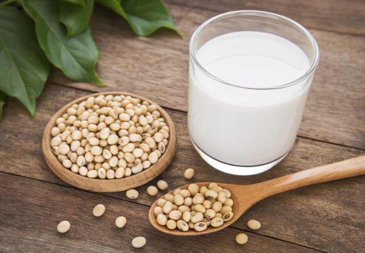 خواص شیرسویا - شیرسویا سرشار از مواد مغذی مختلف است.