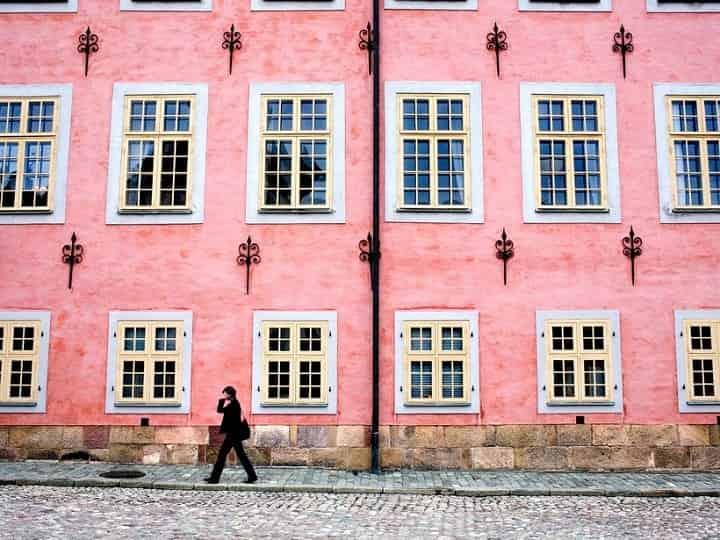 استکهلم یکی از زیباترین شهرهای جهان