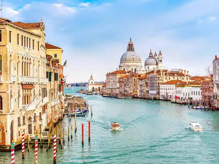 ونیز یکی از زیباترین شهرهای جهان
