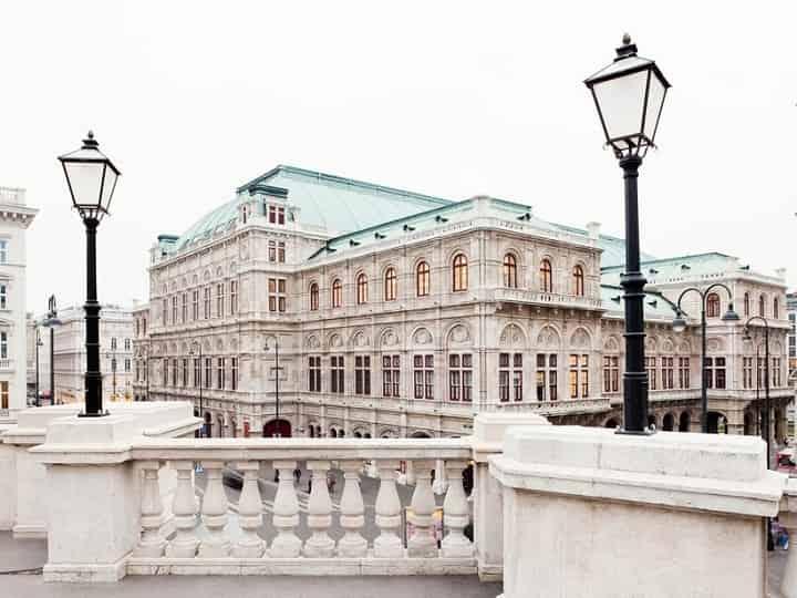 وین یکی از زیباترین شهرهای جهان
