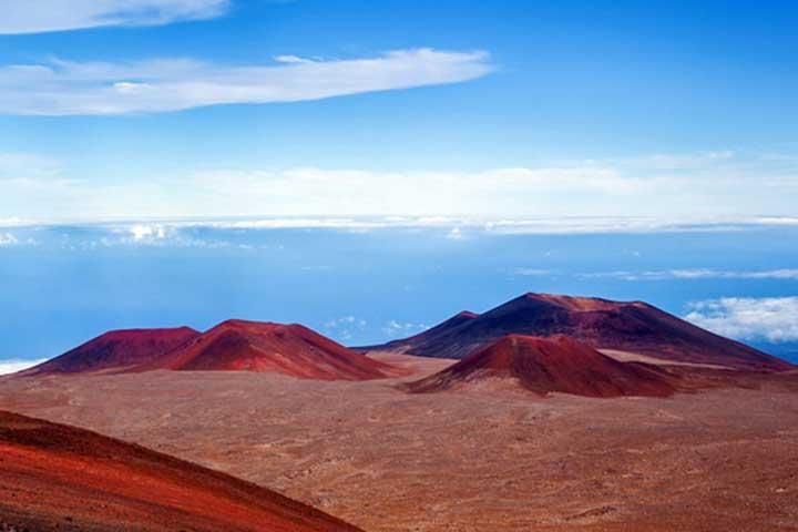 مائونا کیا در جزایر هاوایی