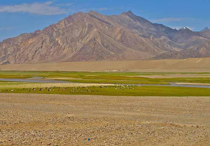 جاهای دیدنی تاجیکستان - کوههای پامیر