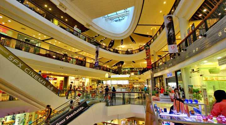 مراکز خرید پاتایا - سِنترال فِستیوال