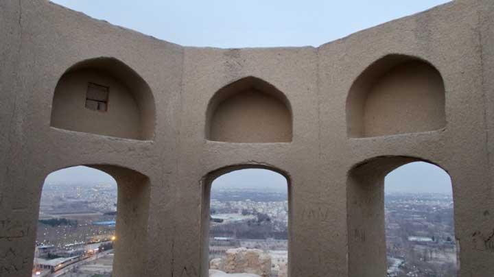 جاهای دیدنی اصفهان - آتشگاه