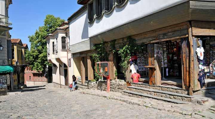 جاهای دیدنی بلغارستان - پلُودیو