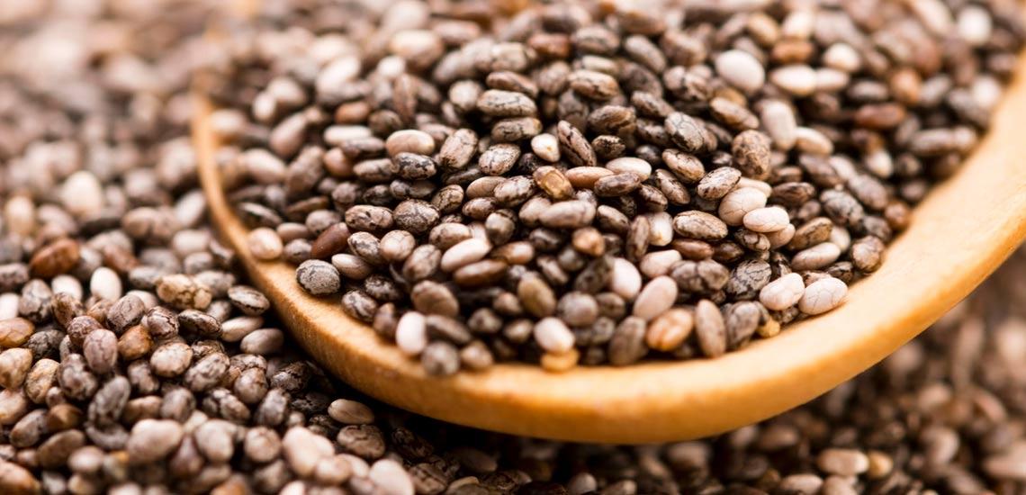 خواص دانه چیا برای سلامت قلب، استخوان و لاغری