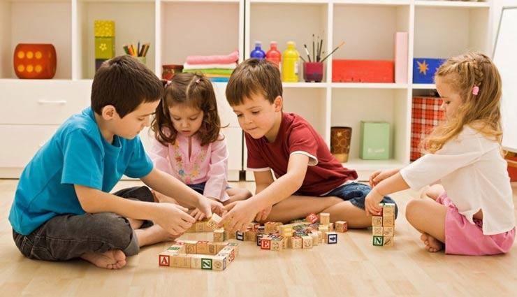 اهمیت بازی فکری برای کودکان