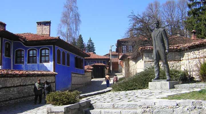 جاهای دیدنی بلغارستان - کوپریوشتیتسا