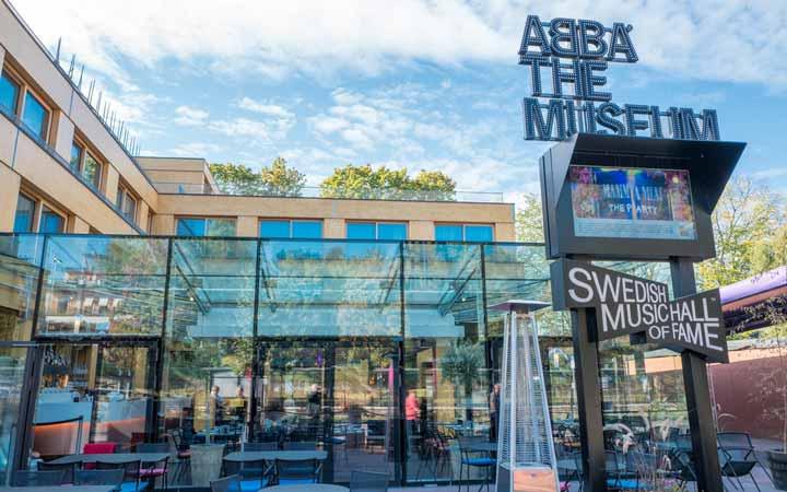 جاهای دیدنی استکهلم - موزهی آبا