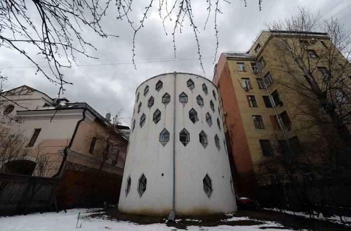 [block]خانه شخصی کنستانتین ملنیکوف