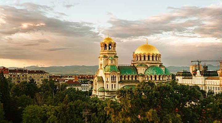 جاهای دیدنی بلغارستان - صوفیه