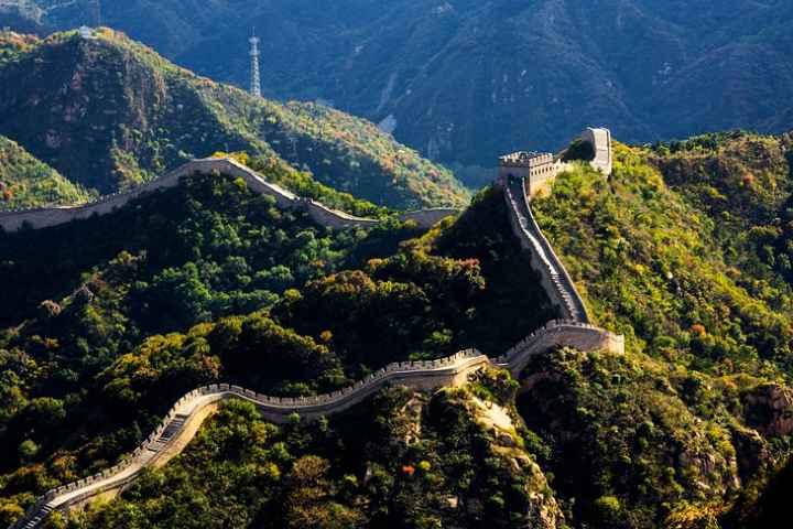 دیوار بزرگ چین - سفر به چین