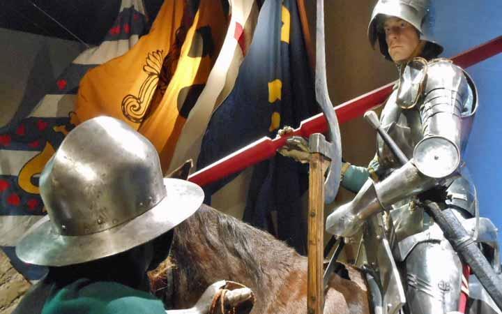 جاهای دیدنی استکهلم - موزهی قرون وسطی